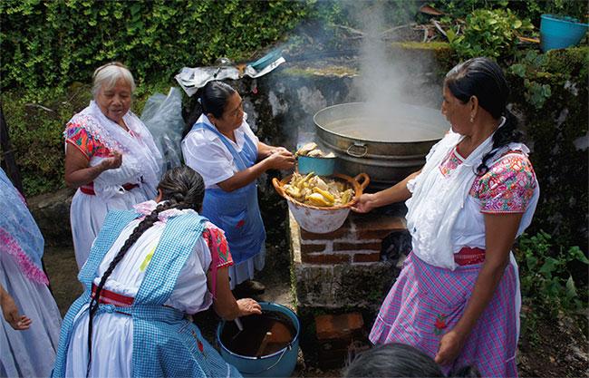Cocinas iberoamericanas